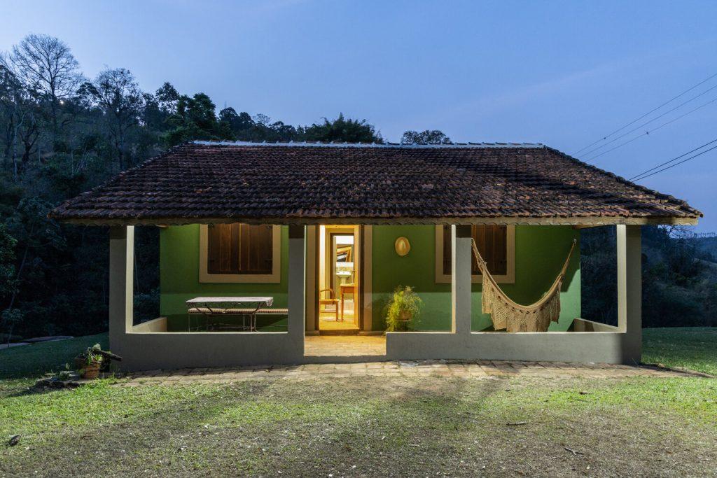 Chalé da Casa Verde - Foto: Simon Plestenjak