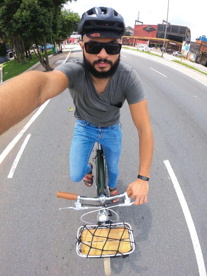 Henrique do Você Ciclista - Foto: Divulgação
