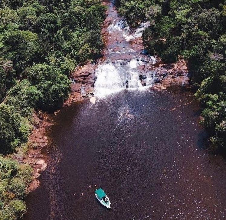 Cachoeira do Tremembé - Foto: Divulgação