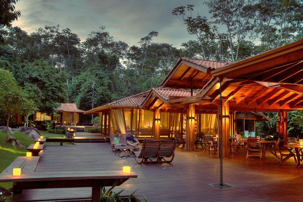 Restaurante do hotel - Foto: Divulgação