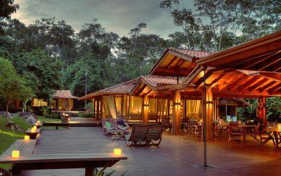 Cristalino Lodge é um refúgio escondido na porção sul da Amazônia