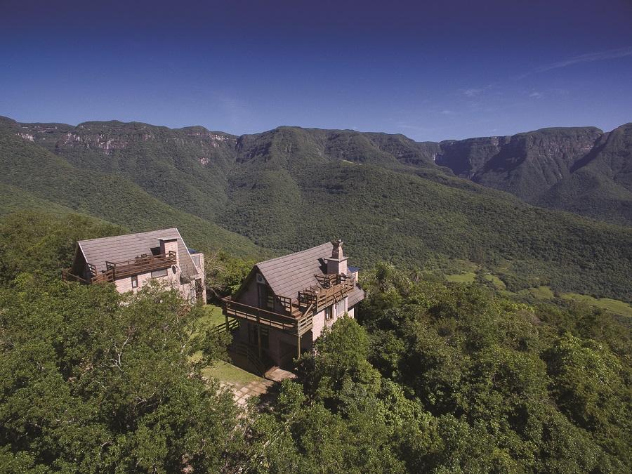 Vista aérea da Morada dos Canyons - Foto: Divulgação