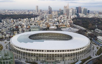 Jogos Olímpicos de Tóquio terão inédita cobertura tecnológica