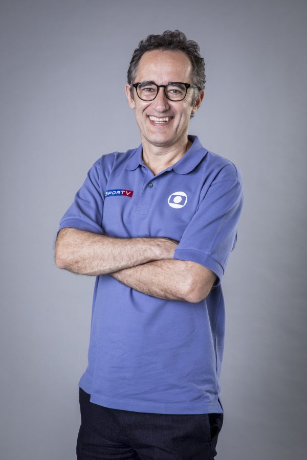 Marcelo Barreto, jornalista e apresentador do Sport TV - Foto: Divulgação