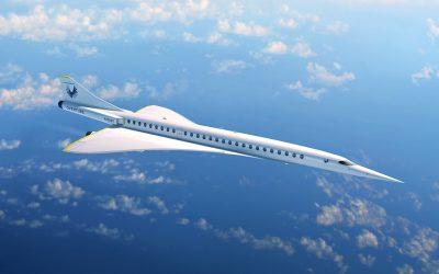 Voos supersônicos são a nova aposta da aviação