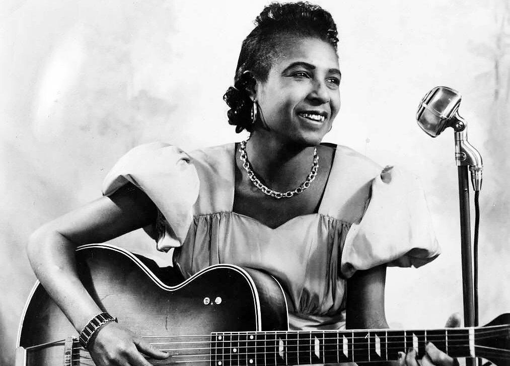 Memphis Minnie - Foto: Divulgação