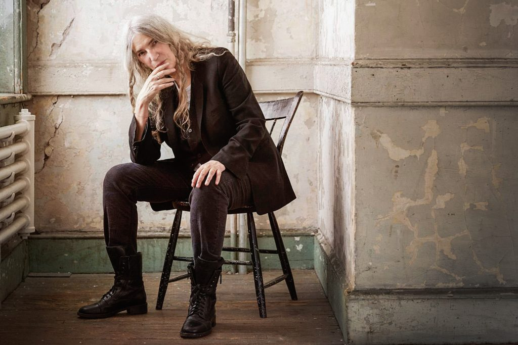 Patti Smith - Foto: Divulgação