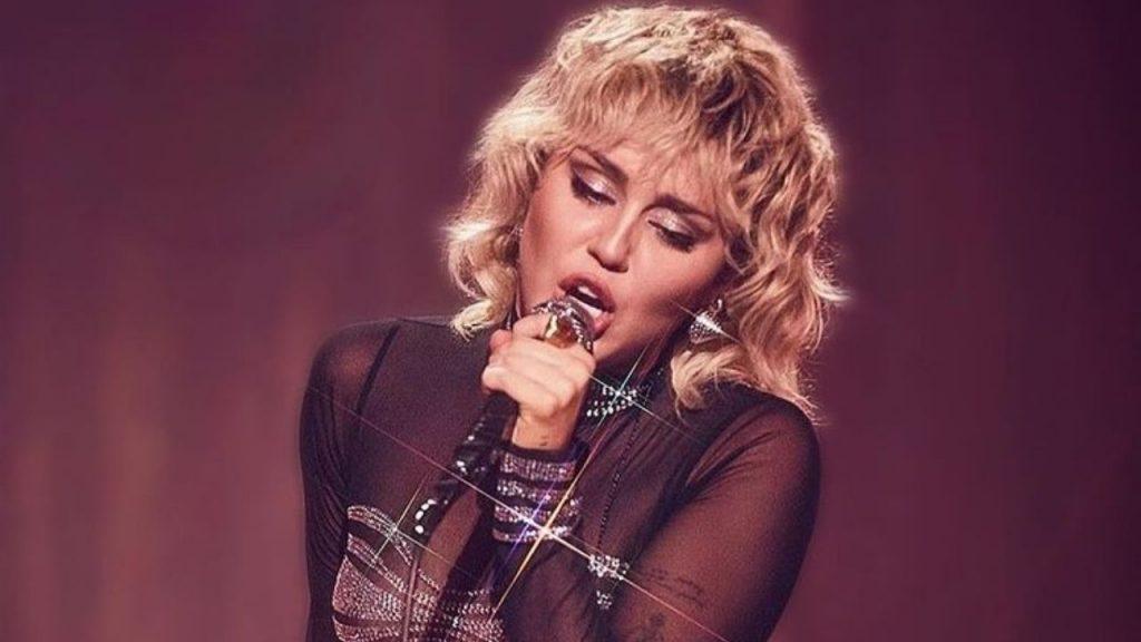 Miley Cyrus - Foto: Divulgação