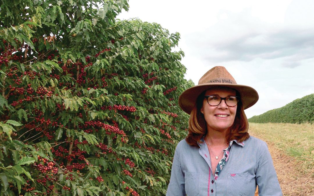 Fazenda Terra Preta se destaca pelo seu café de origem, reconhecido no exterior