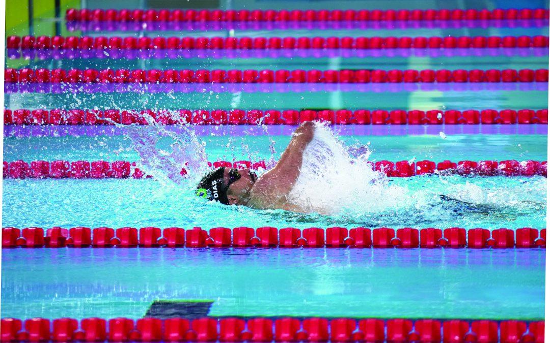 Destaques da delegação brasileira comentam a preparação para os Jogos Paralímpicos