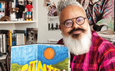 Ronaldo Fraga acaba de lançar na SPFW uma coleção inspirada na cultura do Sertão do Cariri