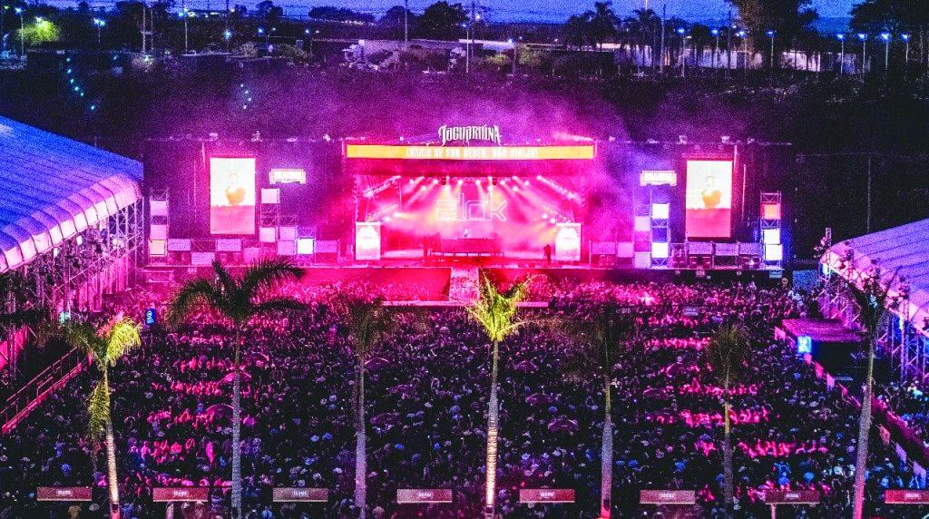 Jaguariúna Rodeo Festival, que está  programado para  os dias 17, 18, 24 e 25 de setembro - Foto: Divulgação