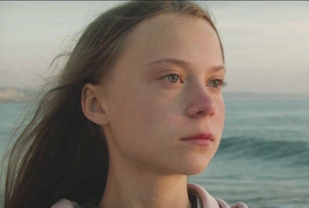 """Greta Thunberg em """"Meu nome é Greta"""" - Foto: Divulgação"""