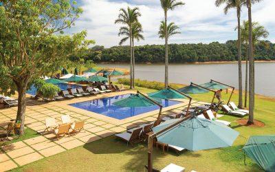Clara Ibiúna Resort proporciona descanso e lazer em meio a muito verde