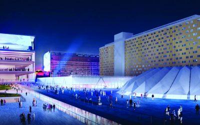Sob nova gestão, complexo do Anhembi vai virar distrito cultural e corporativo em 2024
