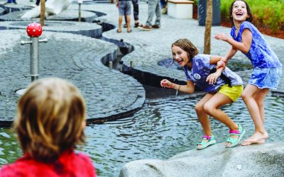 Cidades para as crianças, como os centros urbanos podem se tornar divertidos e seguros