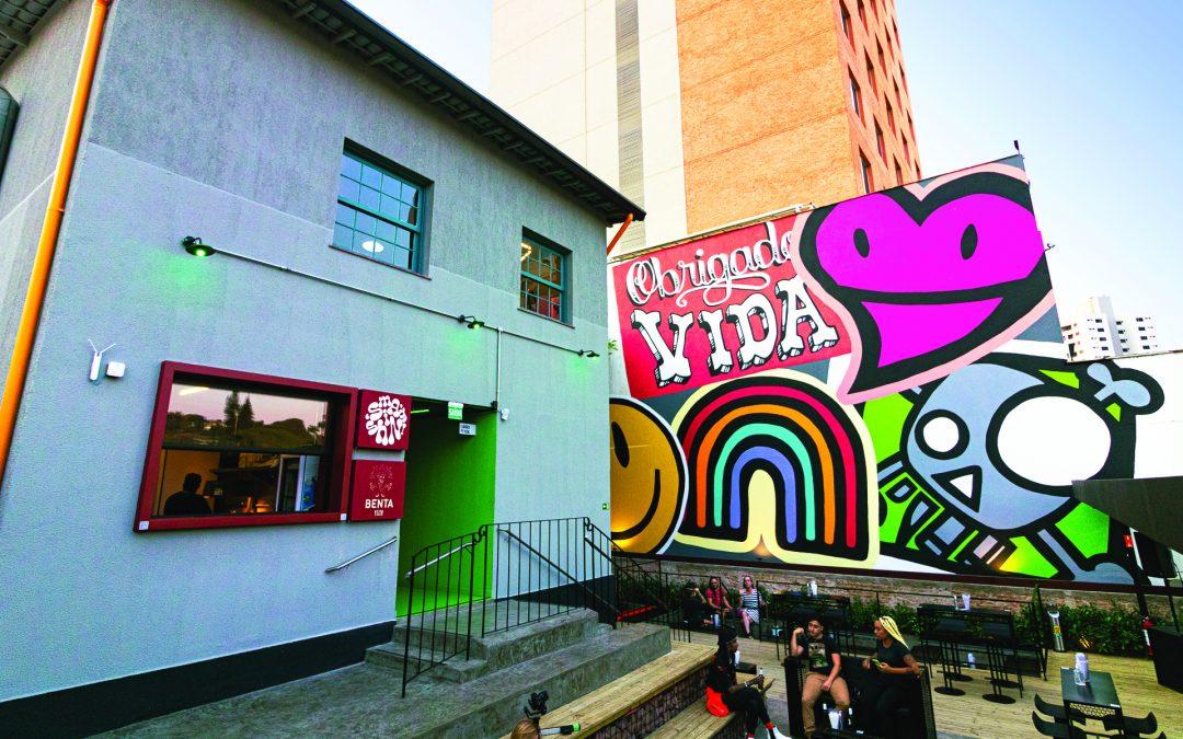 Galerìa 1212 é o novo centro cultural de Campinas
