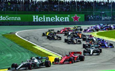 Fórmula 1 em São Paulo será o maior entre os eventos-testes do estado, com 100% do público