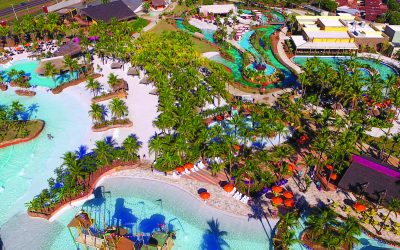 Parques aquáticos de Olímpia se consolidam como maiores e mais visitados da América Latina