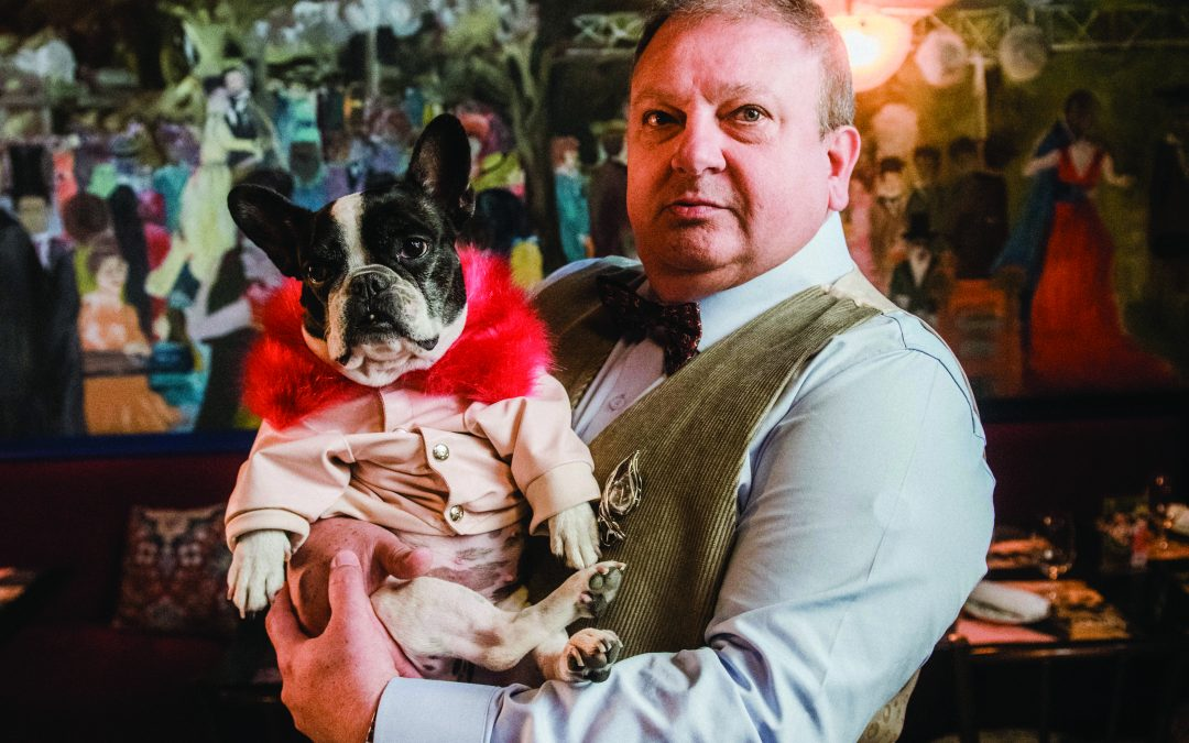 Os pets invadem os restaurantes: além de pet friendly, restaurantes têm cardápio exclusivo para os bichinhos
